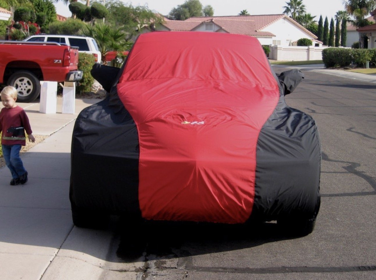 Coverking Two-Tone Stormproof SSR Cover