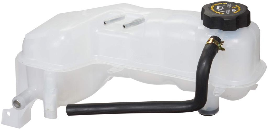 Simple Engineering SSR Coolant Recovery Surge Tank