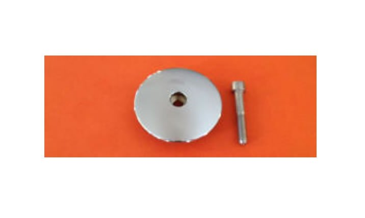 Simple Engineering Billet Idler and Tensioner Pulley Covers