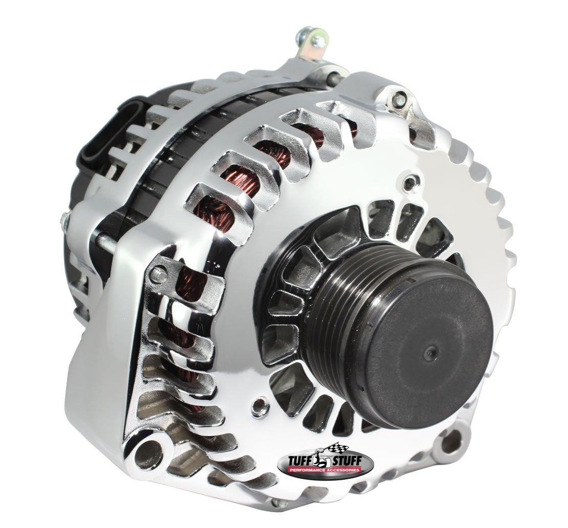 Tuff Stuff 230 AMP Polished Alternator