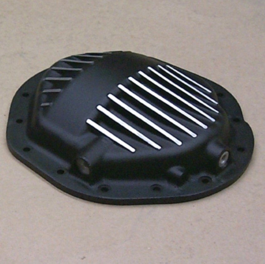 Eaton Differential Cover (Black Powder Coated Finish)