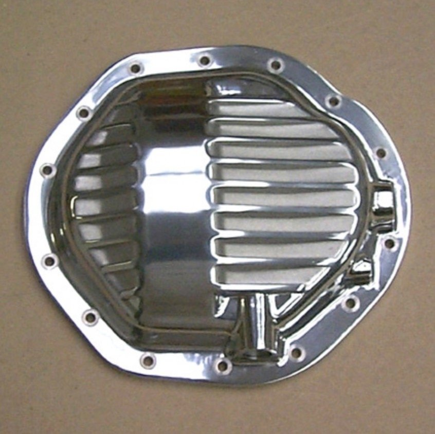 Eaton Differential Cover (Polished)