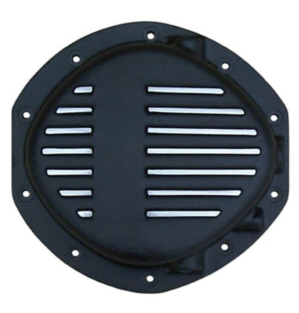 Torsen Differential Cover (Black Powder Coated)