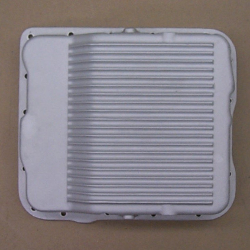 Transmission Pan for the 4L60/65E & 4L70/75E (As Cast Finish)