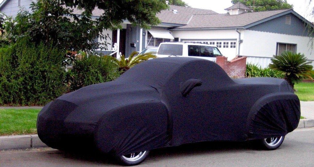 SE Coverking Satin Stretch SSR Car Cover